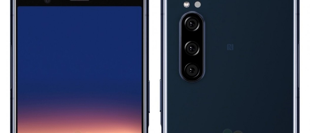 Sony Xperia 2 leaked renders show the phone from multiple
