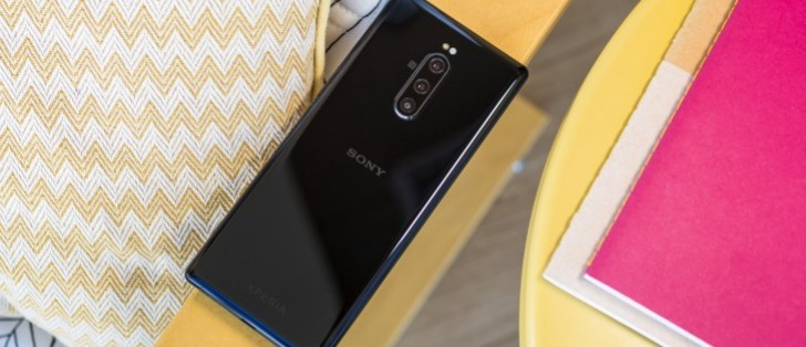Sony's phone shipments fell by 55% in Q2 2019
