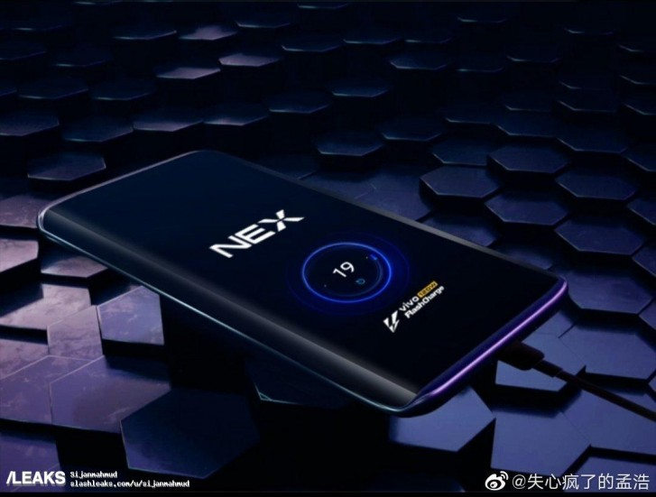 vivo NEX 3 to feature 120W SuperFlash Charge and 6400 mAh battery
