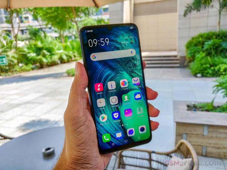 vivo S1 hands-on review
