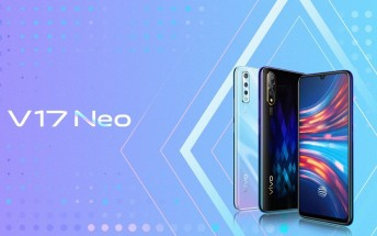 vivo V17 Neo launches in Russia, it is actually the vivo S1