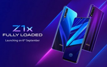 Here are the detailed specs of the vivo Z1x