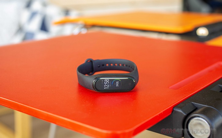 Xiaomi Mi Band 4 arriving in India on September 17