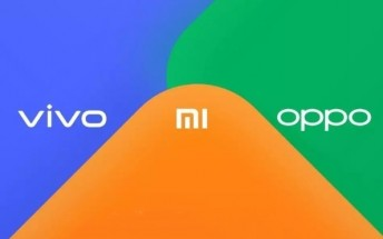 Xiaomi, Oppo, vivo join hands to create cross-brand file transfer service