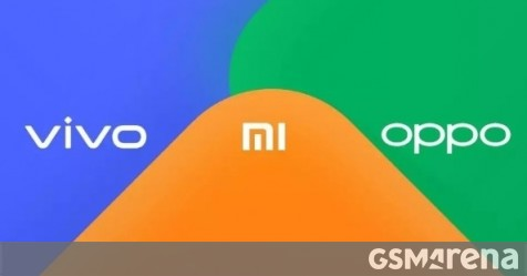 Xiaomi, Oppo, vivo join hands to create cross-brand file transfer service - GSMArena.com news - GSMArena.com thumbnail