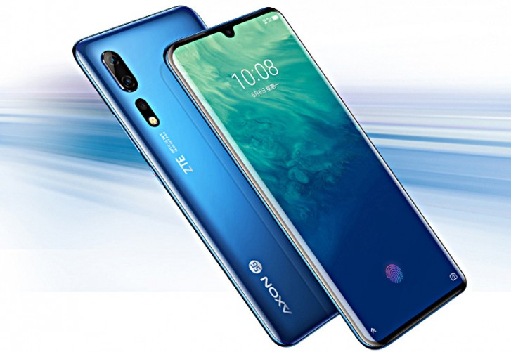 ZTE Axon 10 Pro 5G goes official in China