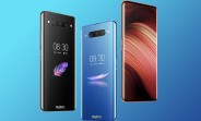 nubia Z20 unveiled with two AMOLED displays and Snapdragon 855+
