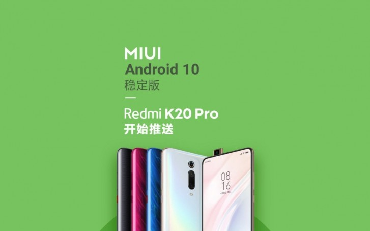 Android 10 update for Redmi K20 Pro and Essential Phone already out while OnePlus 7/7 Pro get open beta