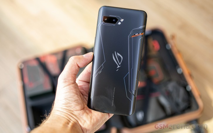 Our Asus ROG Phone 2 video review is up