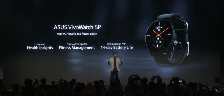 Asus Vivowatch SP is the newest smartwatch with ECG capabilities