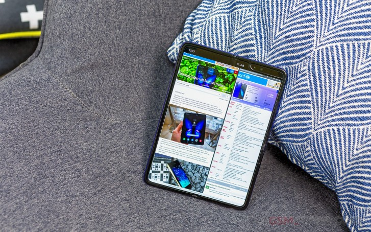 Samsung cancels all Galaxy Fold pre-orders ahead of re-release