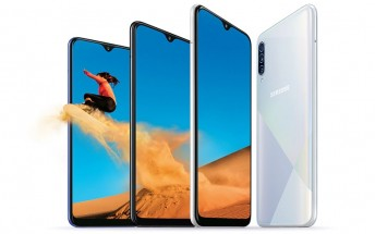 Samsung Galaxy A30s gets 128GB version in India, 64GB model receives a price cut