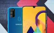 Samsung Galaxy M30s hits TENAA, specs show 1080p+ screen and 18W fast charging