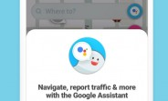 Google Assistant support for Waze arrives in the US