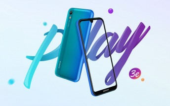 Honor Play 3e is the latest affordable smartphone, costs about $100