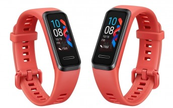 Huawei's new fitness tracker and smart TV surface, Mate 30 series might not come to Central Europe