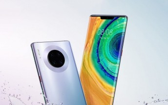 Huawei Mate 30, 30 Pro and Porsche Design images leak