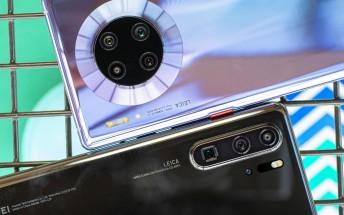 Huawei Mate 30 Pro vs. P30 Pro camera comparison
