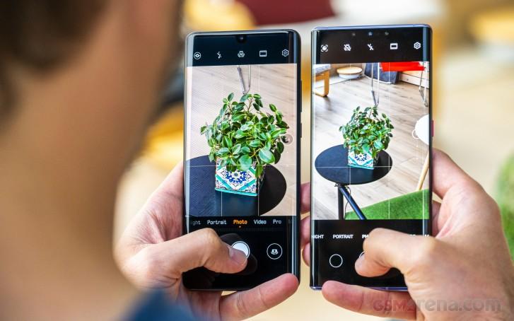 Huawei Mate 30 Pro vs. P30 Pro
