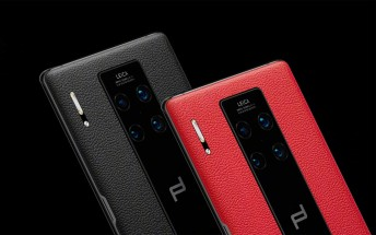 Porsche Design Huawei Mate 30 RS arrives with lavish design, eye-watering price