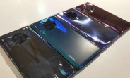 Huawei Mate 30 series hands-on pictures and specs leak