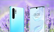 Huawei P30 Pro is getting two new colors too - Misty Lavender and Mystic Blue