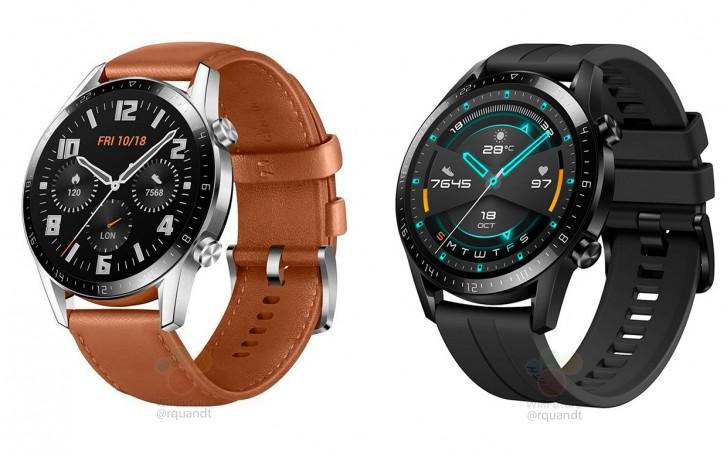 gambar 1 - spesifikasi huawei watch GT 2