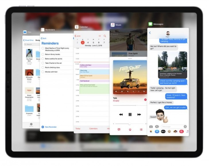 iOS 13.1, iPadOS 13.1, and tvOS 13 are now available