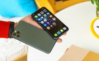 iOS 13.1 will tell you that your replaced screen isn't genuine