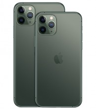 Apple iPhone 11 Pro Max and 11 Pro