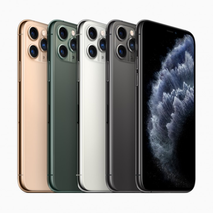 Apple iPhone 11 Pro and 11 Pro Max get 12MP triple cameras, revamped Super Retina displays
