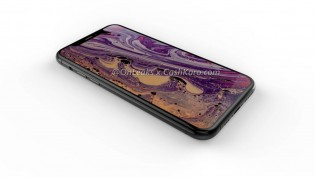 iPhone 11 Pro renders