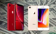 iPhone XR and iPhone 8 get price cuts, remain available