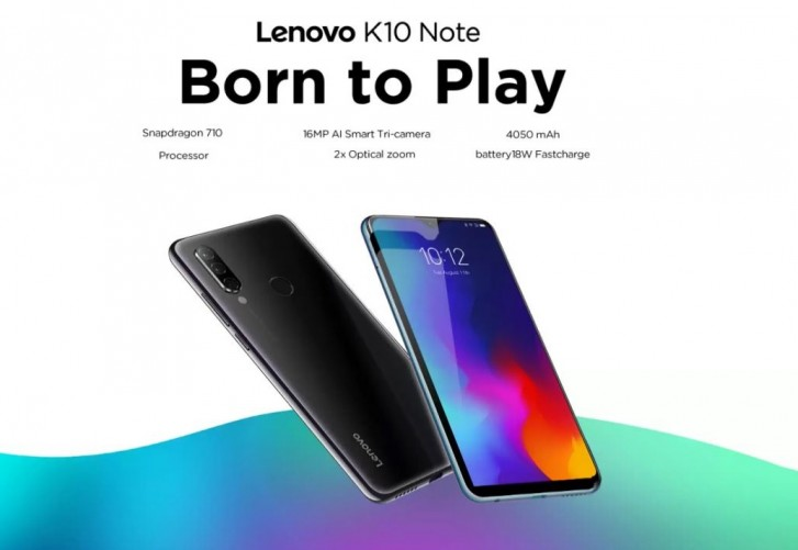Lenovo A6 Note and K10 Note specs confirmed, arriving