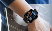 Lenovo Carme smartwatch goes official with color display and IP68 rating