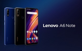 Lenovo A6 Note and Z6 Pro go on sale in India