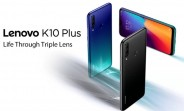 Lenovo K10 Plus arrives with Snapdragon 632 SoC and triple rear cameras