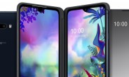 The LG G8X ThinQ brings a 32MP selfie cam, updated DualScreen