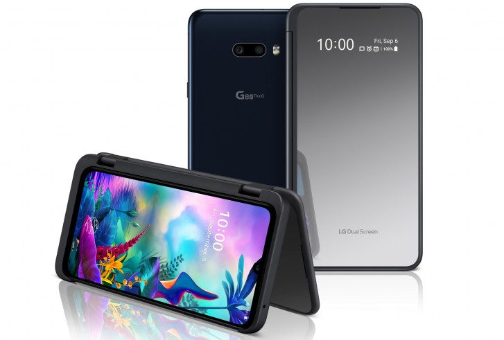 The LG G8X ThinQ is a minor refresh, an updated DualScreen joins it
