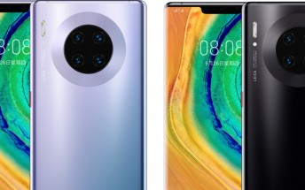 Huawei Mate 30 Pro full specs leak, images in tow