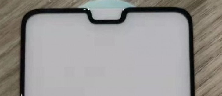Huawei Mate 30 front panel hints at a bigger notch