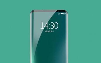 First Meizu 17 renders show off a curved screen design