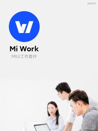Xiaomi Mi Go and Mi Work