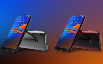 Motorola E6S launched in India as a rebranded Moto E6 Plus