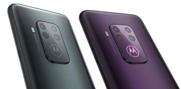Motorola One Zoom unveiled with 48MP and 3x tele camera, 6 4