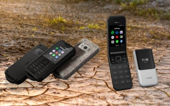 Nokia 800 Tough and 2720 Flip put KaiOS in a rugged and a clamshell body respectively