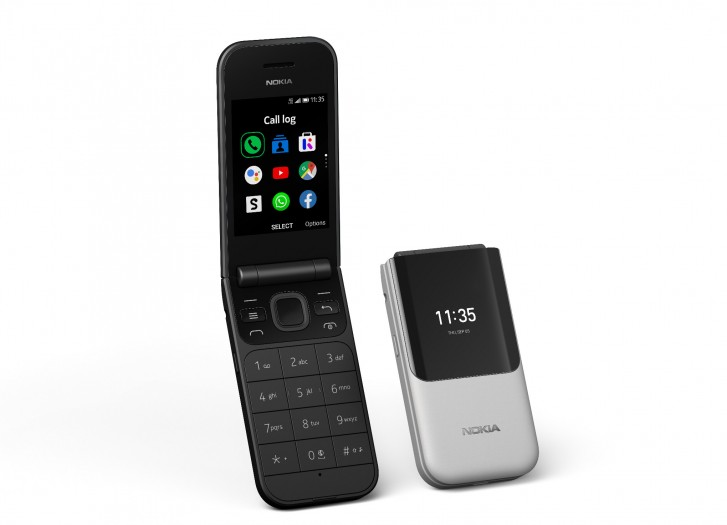 Nokia 800 Tough And 2720 Flip Put Kaios