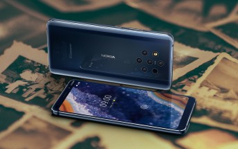 Nokia 9 PureView's unique penta-camera gets low score from DxOMark