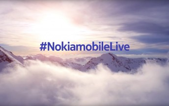 HMD Global's IFA event has started, five new Nokias will be unveiled