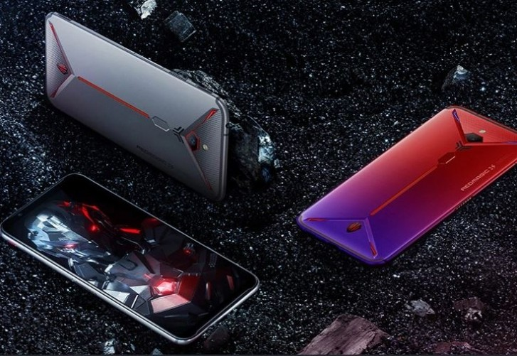 nubia Red Magic 3S brings Snapdragon 855+, UFS 3.0 storage and an improved cooling solution